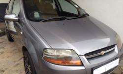 Chevrolet Aveo 1.4A (Grey) $50/day $80/day (Fri-Sun)