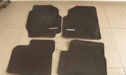 Used Mat For Nissan Sunny. Still In Good Condition.
