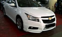Chevrolet Cruze SS (1.6M) for rent.. I'm the owner of