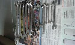 FOR CHEAP SALE: Socket & ring spanners (Stahwille),