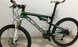 Outstanding trail bike for sale.