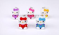 Cartoon Hello Kitty USB Drive 8g - S$15, 16g - S$20,