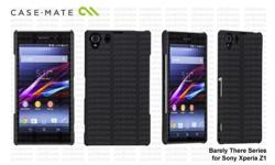 Case-Mate Barely There Series for Sony Xperia Z1 Colour