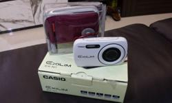 HI. SELLING MY EXTRA CASIO CAMERA NEW SET MODEL: EX-N1(
