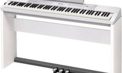 Try Casio PX350 at The Pianist Studio in Singapore!