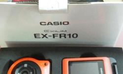 This is innovative design camera from CASIO, it is