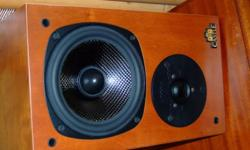 Selling a pair of Castle Richmond 3i speakers (Made in