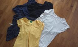 Casual maternity clothes to let go. 5 pcs of T-shirts,