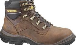 Authentic Caterpillar Work Boots. Model: Generator 6""