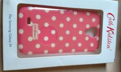 Cath Kidson Samsung Galaxy S4 phone cover - Pink and