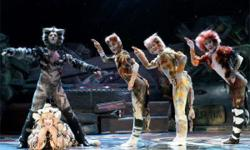 Selling a pair of Cats Musical concert tickets Category