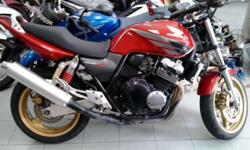 Well Maintenance CB 400 for sales ONE owner Vehicle