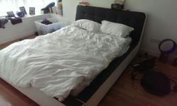 Cellini Bed and Ikea Mattress For Sale!!! Pristine