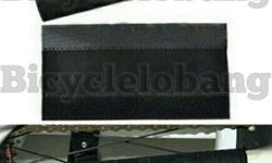 Features: - Bike Bicycle Chain frame Protector Guard. -