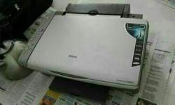 Selling used Epson 4 Colour Inkjet Printer CX4100 which