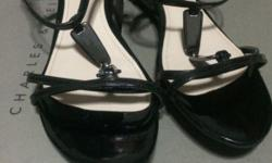 Charles & Keith heels retails at $40++ Now selling for