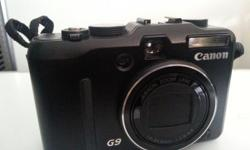Hi, Selling cheap a solid G9 digital camera (made in