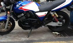 CB400 for grabs. Good Condition. Viewing at Bedok
