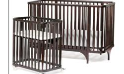 **CHEAP BABY COT SET - Bam Complete Crib Set FOR