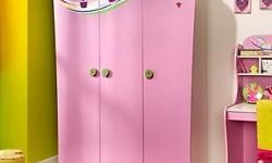 **CHEAP & NEW CUPCAKE 3 DOOR WARDROBE FOR SALES!**