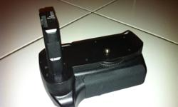 Hi. I have a used Nikon D3200 battery grip for sale at
