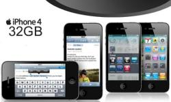 CHEAP! Selling one iPhone 4 32GB (Black) at S$199 ONLY