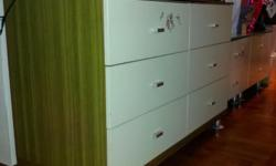 Moving out sale Cheap cheap cheap $30 for 6 drawers $50