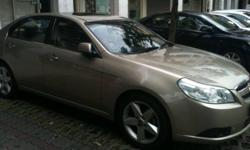 Chevrolet Epica 2.5for Rent  Rental Detail: - Weekday