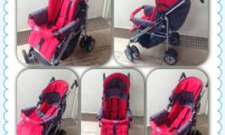 Chicco stroller for sale. Rarely use. Model not