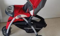 Chicco stroller for sale. Used in a very good