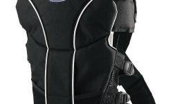 New Chicco UltraSoft Infant Carrier, Black for $30.