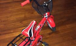Used bicycle 3-6yr old Selling at $20,good as new Pls