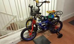I WANT TO SALE USED CHILDREN BICYCLES 2 SETS. EACH $40