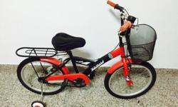 Well maintained children bicycle for sale. 20""