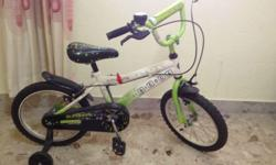 Hi, As I am moving back to India � selling Kid�s bike