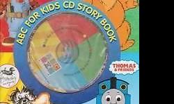 ABC FOR KIDS CD STORY BOOK (includes Thomas & Friends,
