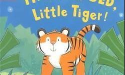 Time for Bed Little Tiger! A Picture Book by Julie
