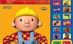 Bob's Busy Building Day (Bob the Builder) [Hardcover]