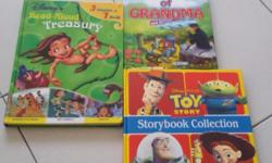 Amazing collection of disney stories and other books