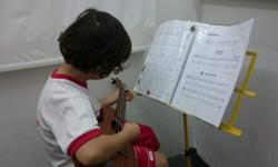 Children Ukulele Lesson at Upper Thomson Ukulele Lesson