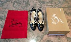 Brand: Christian Louboutin Description: Aperta Ponta