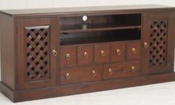 Christmas Sale TV Console Sideboard Cabinet Low
