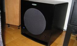 Selling the above for $580. Very good subwoofer. Piano