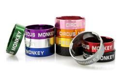 Circus Monkey Anodized Alloy Spacer 5mm -