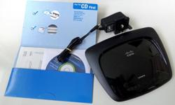 For Sale: Stylish Cisco Linksys Wireless N 802.11b/g/n