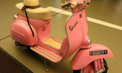 Classic Vintage Vespa XP fully restored COE until 2022