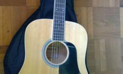 Aria Classical Guitar for Sale. Hardly Used. Almost