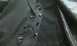 Mens 3 Piece Suit. good quality raymond fabric. used