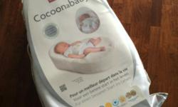 Brand new retails at $300 plus. Cocoonababy is meant to