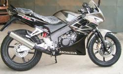 CLASS 2B LICENSE HONDA CBR 150R MODEL 2009 MAY CAN